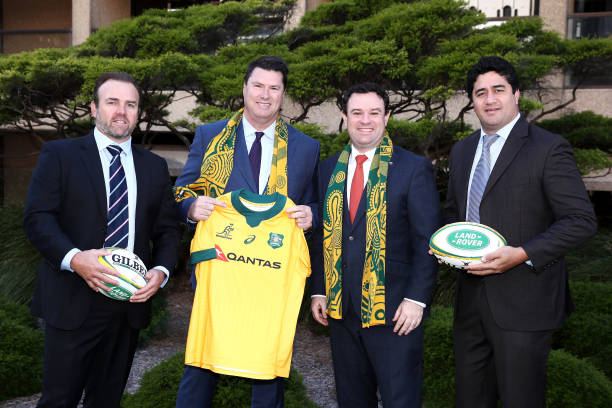 AUS: The Rugby Championship 2021 Fixture Media Announcement