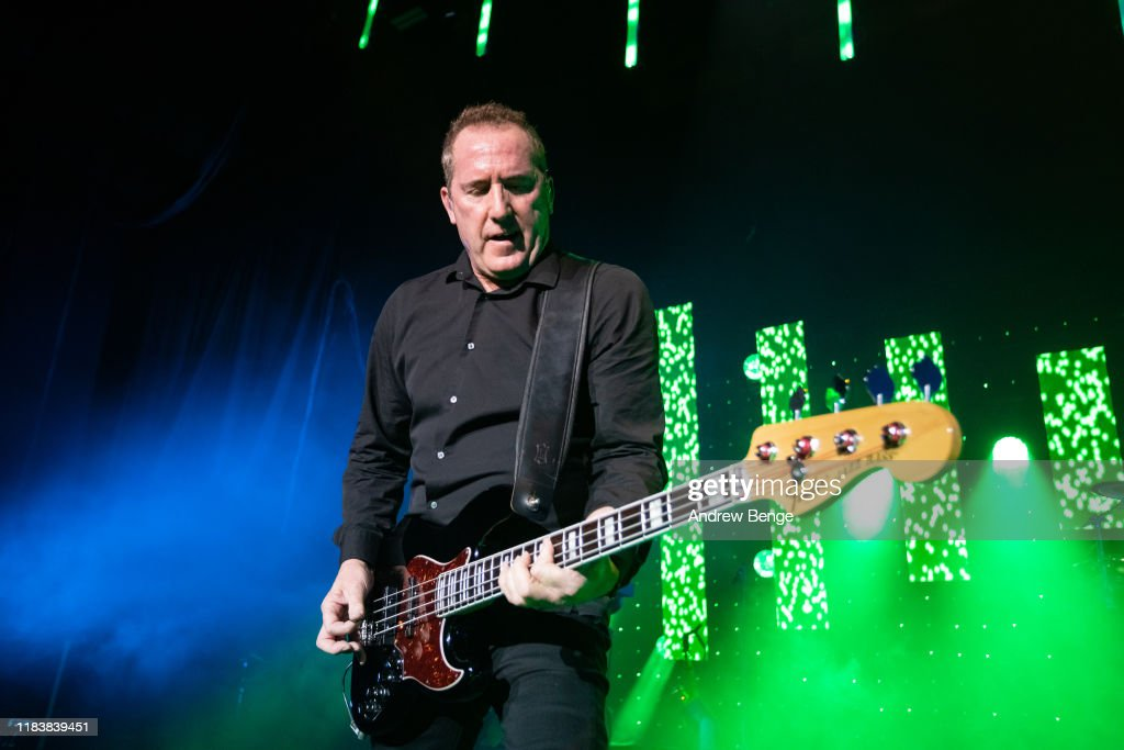 Orchestral Manoeuvres In The Dark Perform At The Barbican, York : News Photo