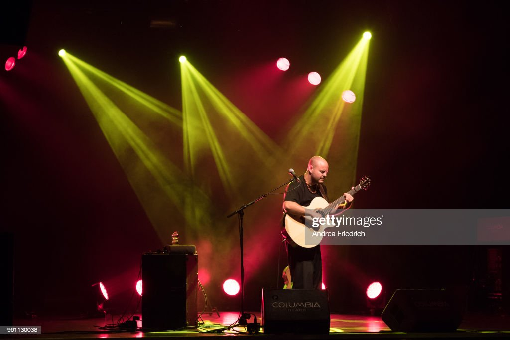 Andy McKee Performs In Berlin