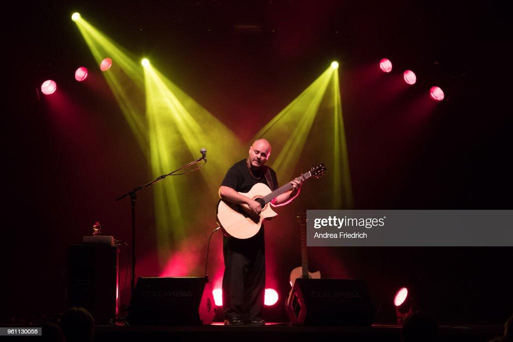 Andy McKee Performs In Berlin