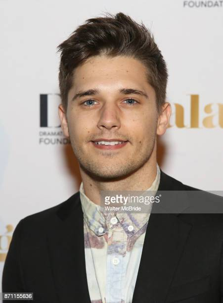 Andy Mientus attend the 2017 Dramatists Guild Foundation Gala reception at Gotham Hall on November 6 2017 in New York City