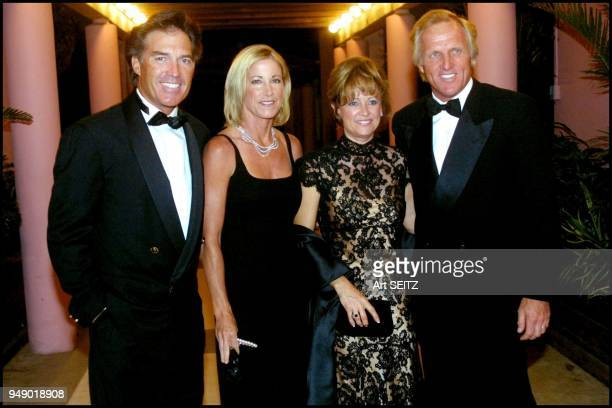 Andy Mill Chris Evert Laura and Greg Norman In its 12th Year the Chris Evert ProCelebrity Tennis Classic has become one of the most popular and...