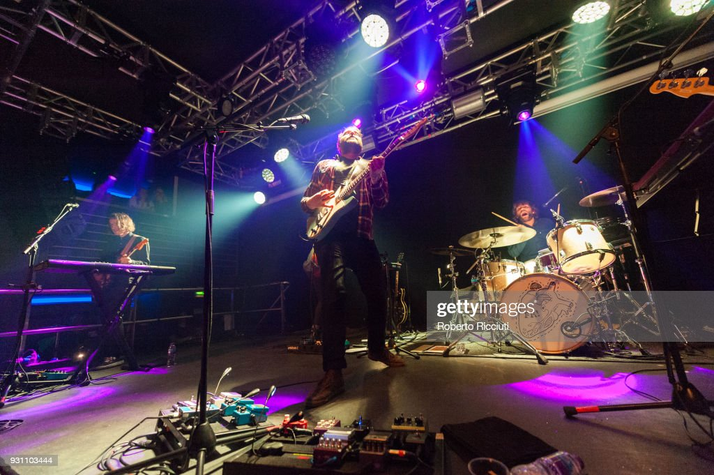 Frightened Rabbit Performs At The Liquid Room, Edinburgh Photos and ...