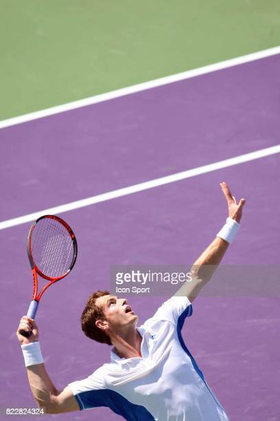 Andy Murray - - Key Biscayne - Miami - Floride,