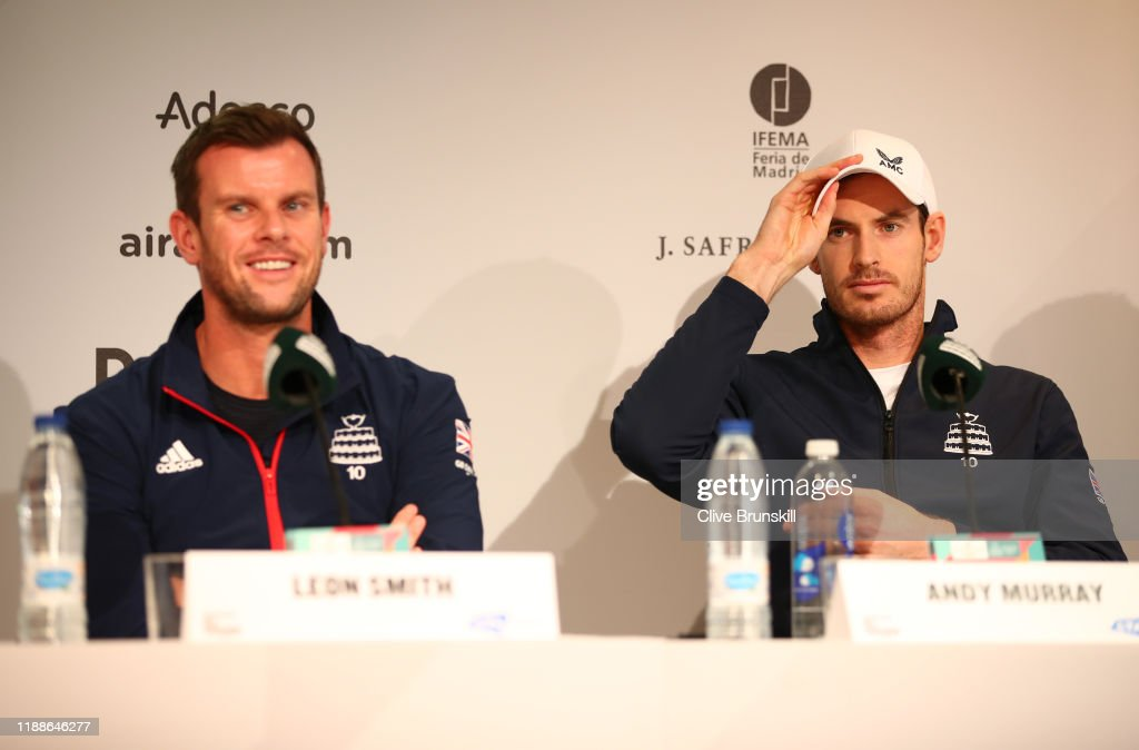 Great Britain Compete For 2019 Davis Cup : News Photo