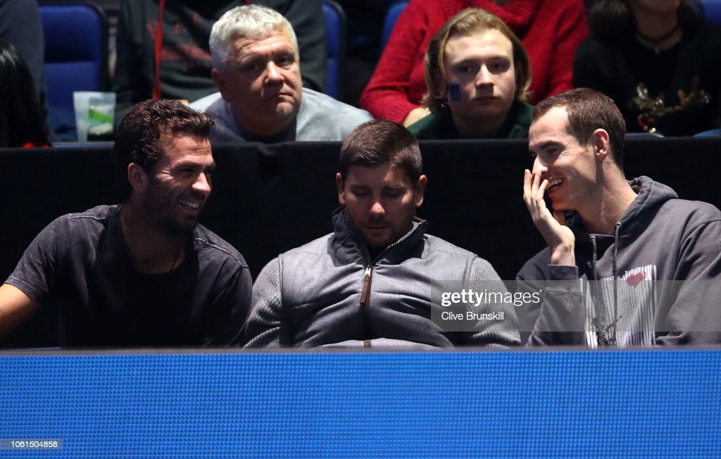 Nitto ATP Finals - Day Four : News Photo