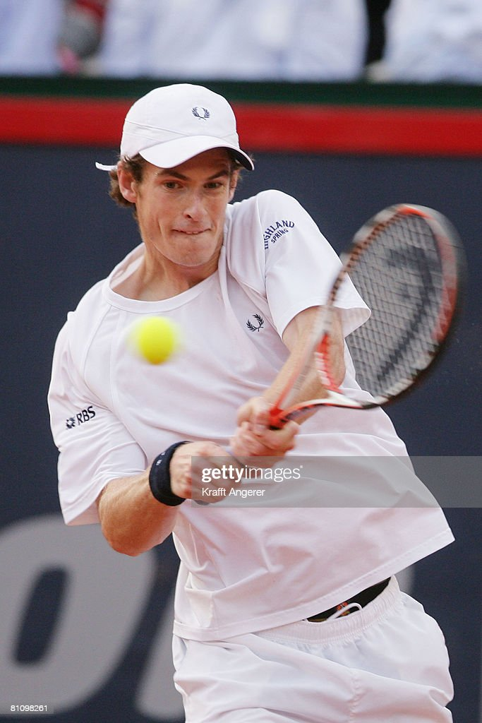 ATP Masters Series Hamburg 2008 : ニュース写真