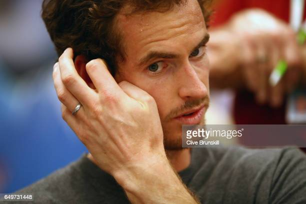 andy murray media access ストックフォトと画像 getty images