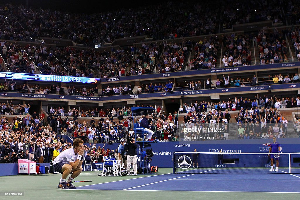 2012 US Open - Day 15 : ニュース写真