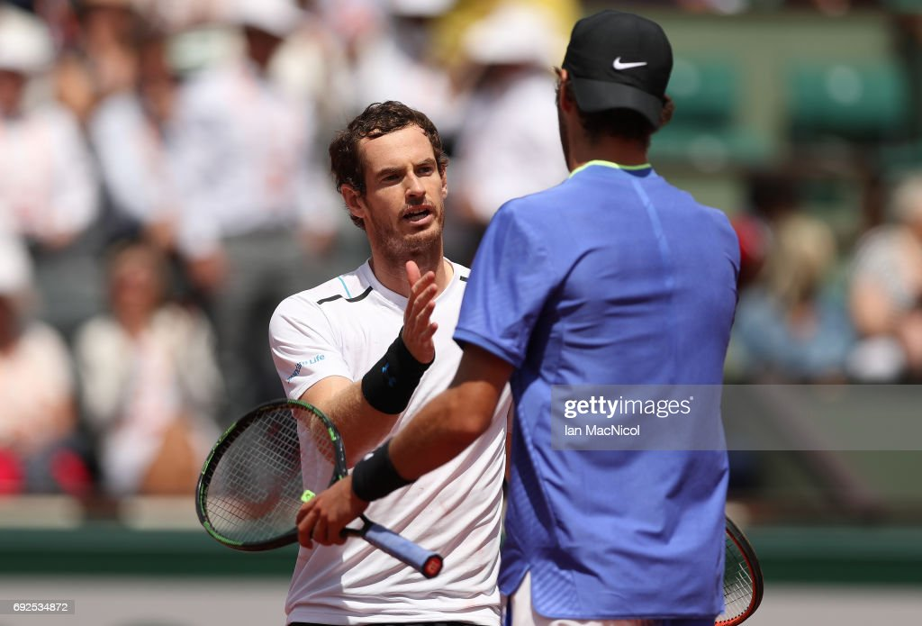 2017 French Open - Day Nine
