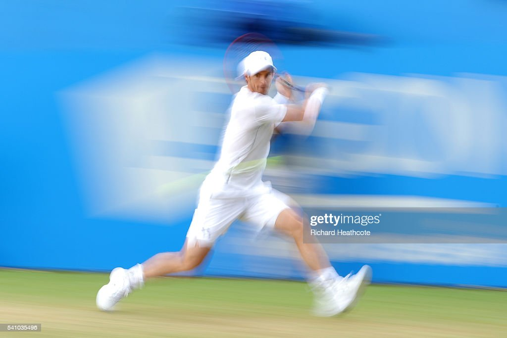 Aegon Championships - Day Six : News Photo