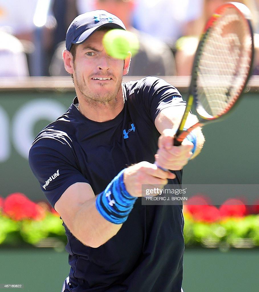 SPO-TENNIS-ATP-WTA-BNP-PARIBAS-DJOKOVIC-MURRAY : News Photo