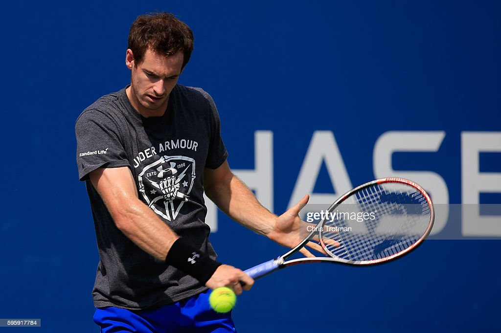 2016 US Open - Previews : News Photo