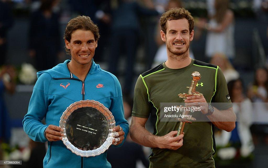 Madrid Mutua Open 2015 : News Photo