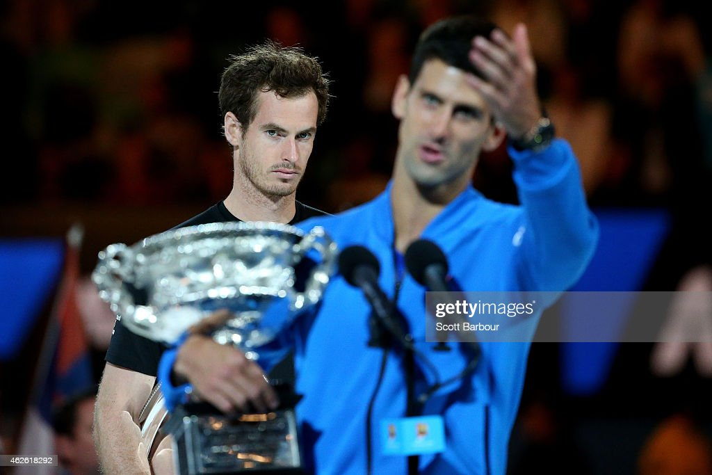 2015 Australian Open - Day 14 : News Photo