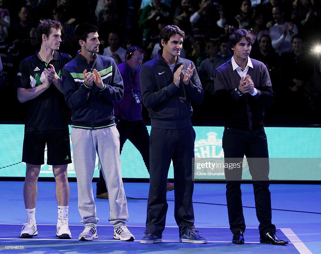 ATP World Tour Finals - Day One : News Photo