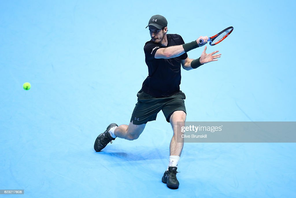 Day Two - Barclays ATP World Tour Finals : ニュース写真