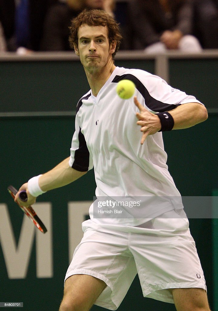 ABN AMRO World Tennis Tournament - Day Seven : News Photo