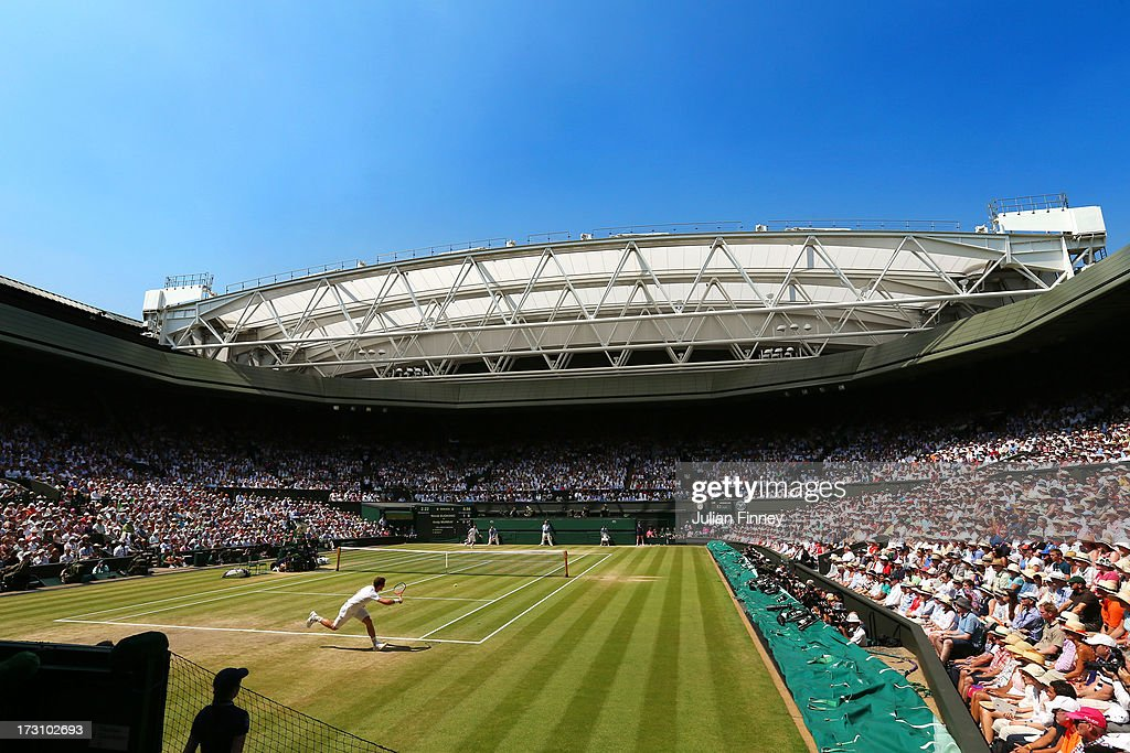 The Championships - Wimbledon 2013: Day Thirteen : News Photo