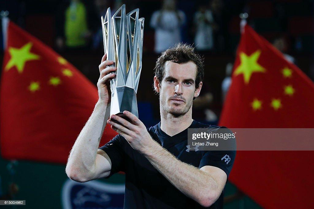 ATP Shanghai Rolex Masters 2016 - Day 8