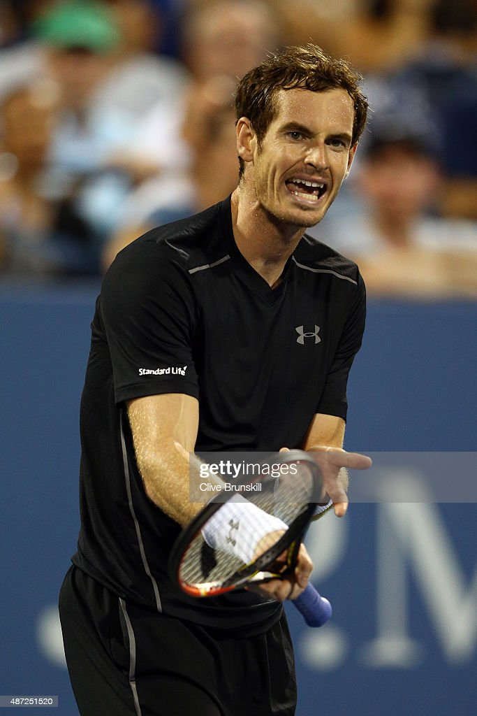 2015 U.S. Open - Day 8 : News Photo