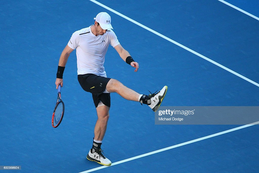2017 Australian Open - Day 7