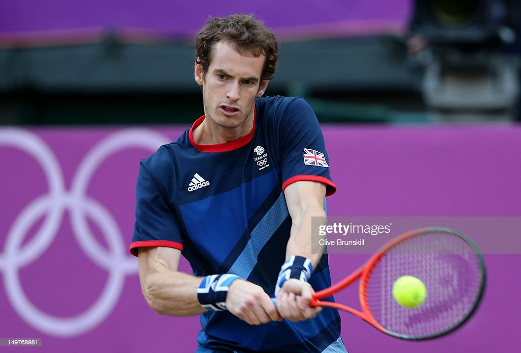 Olympics Day 7 - Tennis : News Photo