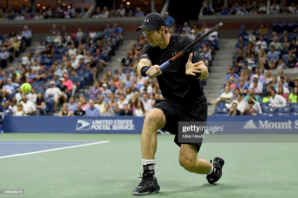 2016 US Open - Day 8 : News Photo