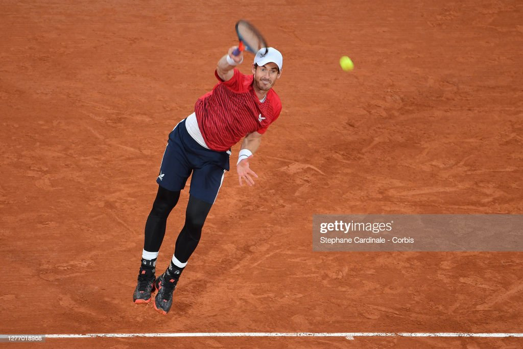 2020 French Open - Day One : Fotografía de noticias