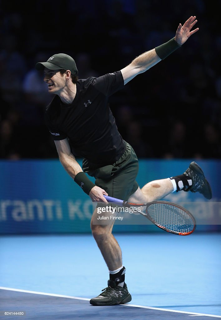 Day Six - Barclays ATP World Tour Finals : News Photo