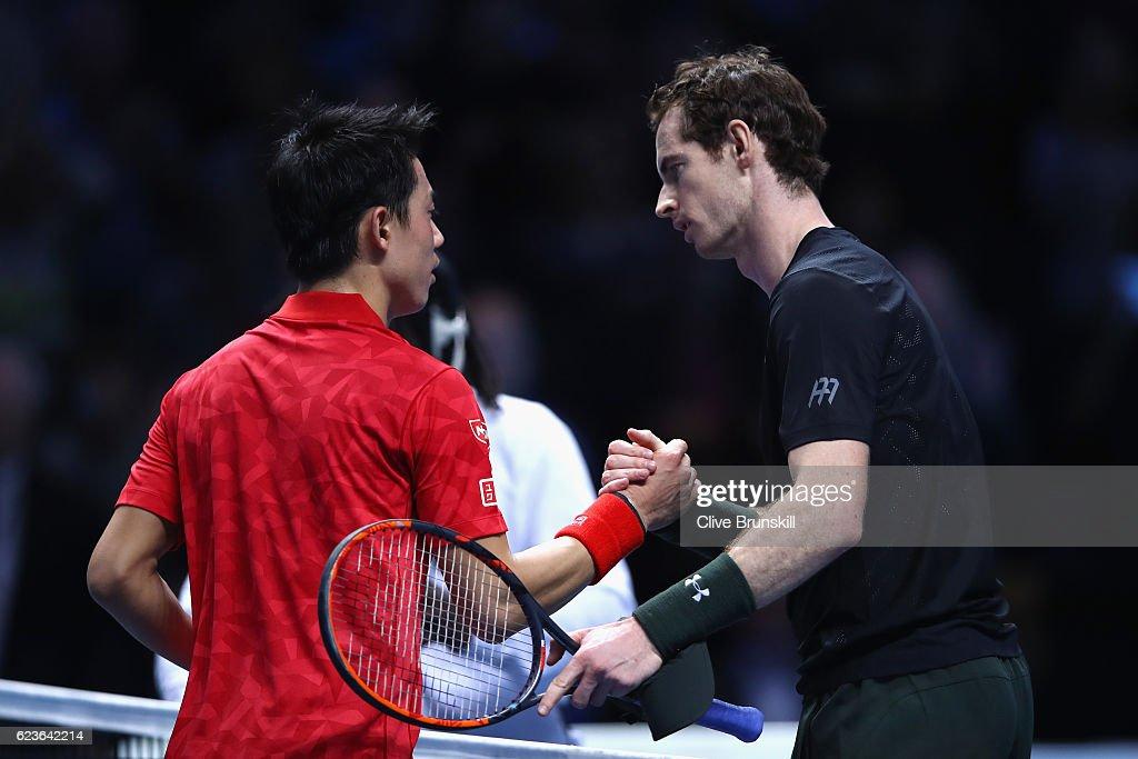Day Four - Barclays ATP World Tour Finals : News Photo