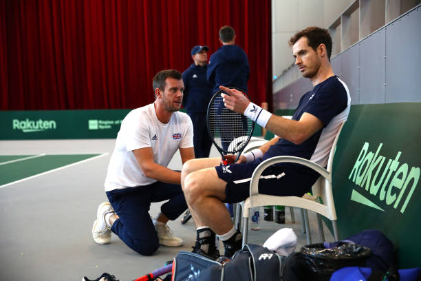 ESP: Great Britain Compete For 2019 Davis Cup