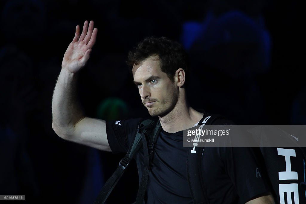 Day Eight - Barclays ATP World Tour Finals : News Photo