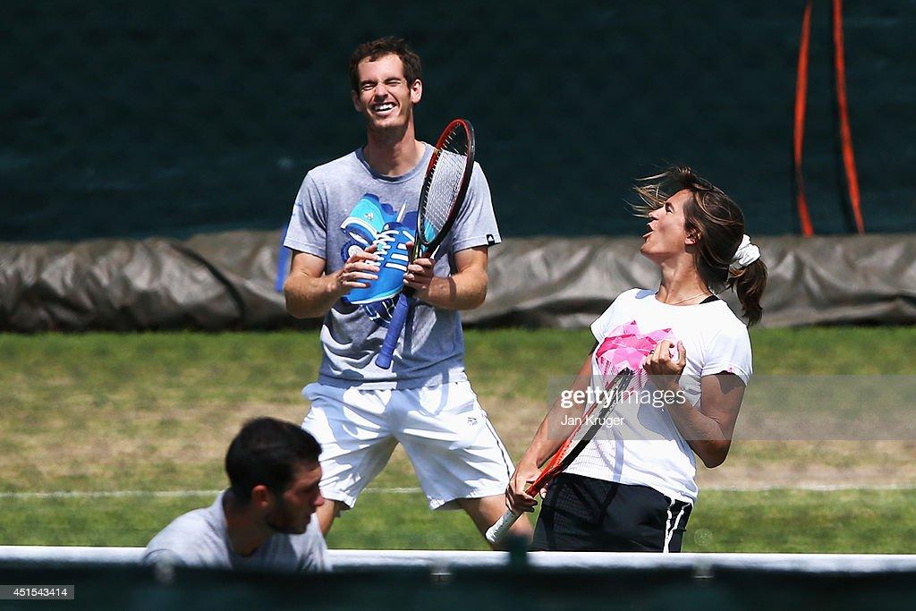 Day Eight: The Championships - Wimbledon 2014 : News Photo