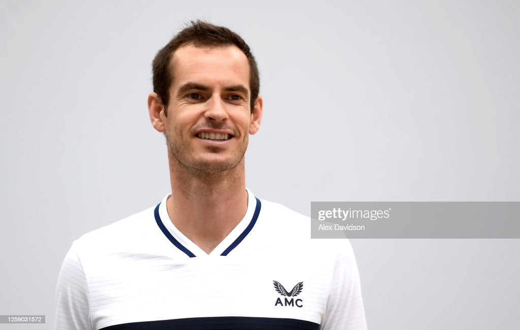 St. James's Place Battle Of The Brits Team Tennis - Previews : News Photo
