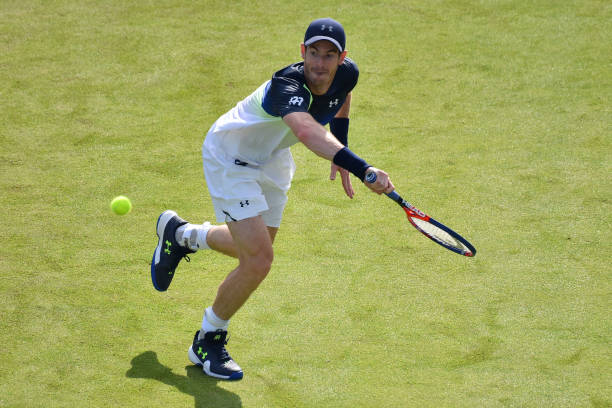 Fever-Tree Championships - Day Two