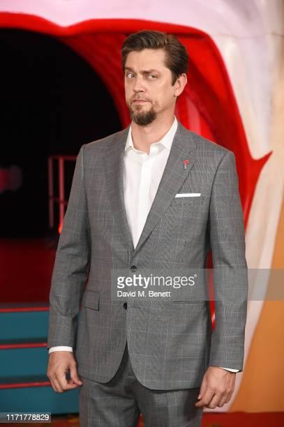 Andy Muschietti attends the European Premiere of IT Chapter Two at The Vaults Waterloo on September 02 2019 in London England