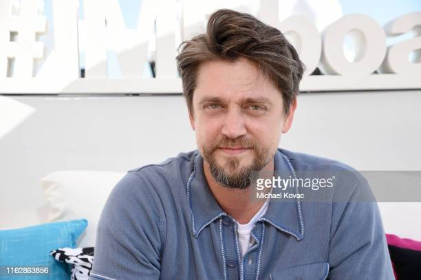 Andy Muschietti attends the #IMDboat at San Diego ComicCon 2019 Day One at The IMDb Yacht on July 18 2019 in San Diego California