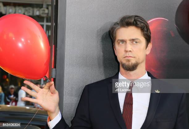 Andy Muschietti attends the premiere of Warner Bros Pictures and New Line Cinema's 'It' on September 5 2017 in Los Angeles California