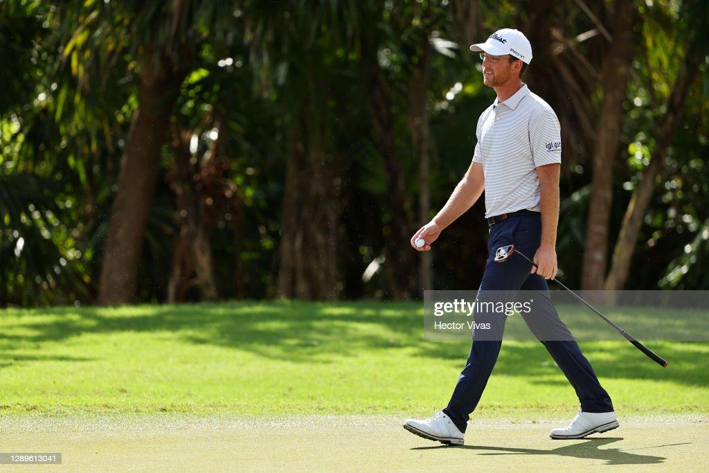 Mayakoba Golf Classic - Round Three : News Photo
