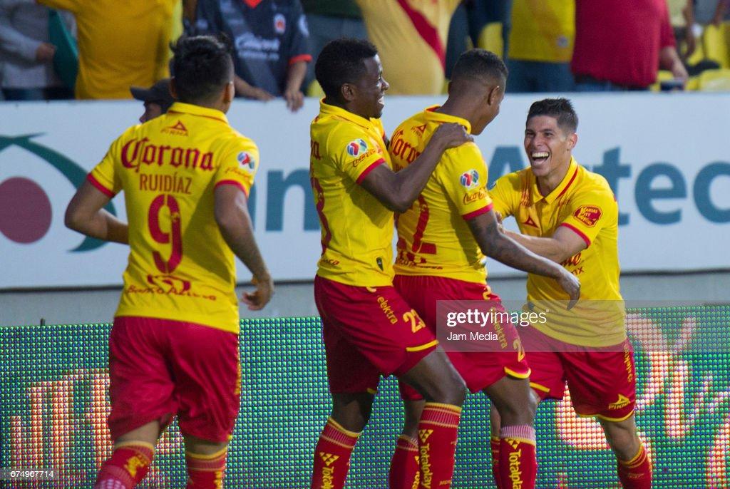 Morelia v Pumas UNAM - Torneo Clausura 2017 Liga MX : News Photo