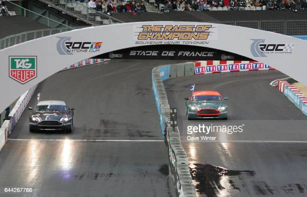 Andy Priaulx / Colin McRae The Race of Champions 2006 Nations Cup Stade de France Photo Dave Winter / Icon Sport