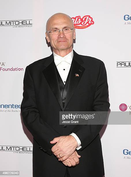 Andy Puzder CEO of CKE Restaurants Holdings Inc attend the Dream Foundation's 14th Annual Celebration of Dreams Gala held at Bacara Resort Spa on...