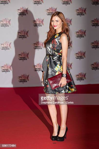 Andy Raconte arrives at the 17th NRJ Music Awards at Palais des Festivals on November 7 2015 in Cannes France