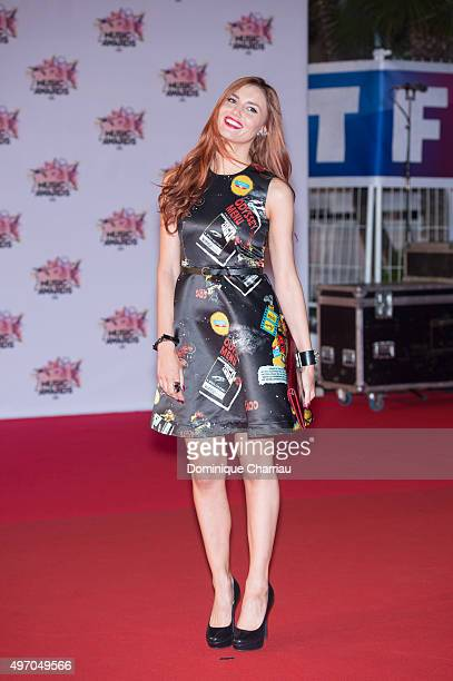 Andy Raconte attends the 17th NRJ Music Awards at Palais Des Festivals In Cannes on November 7 2015 in Cannes France