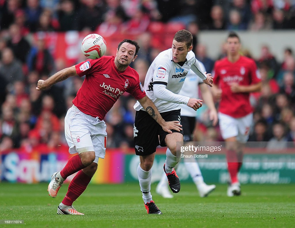Nottingham Forest v Derby County - npower Championship : News Photo