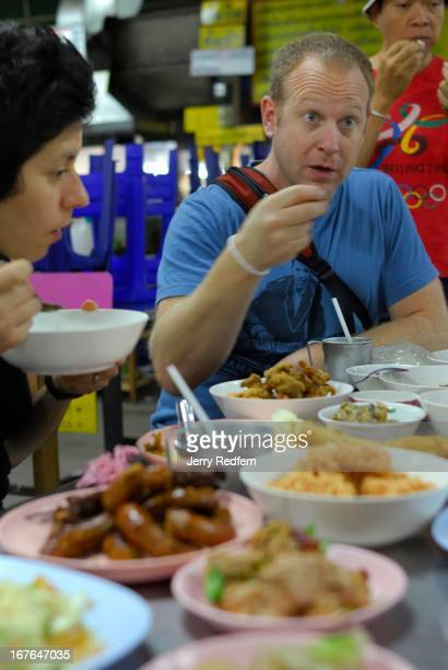Andy Ricker owner and chef at the awardwinning PokPok restaurant in Portland Ore USA explains the differences of Thai curries to Bernadette Estrada...