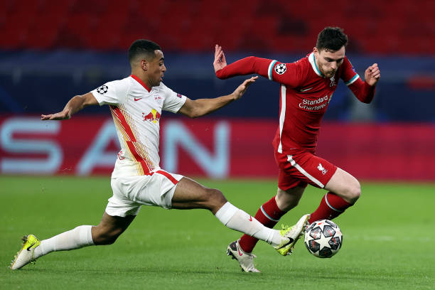 HUN: Liverpool FC v RB Leipzig  - UEFA Champions League Round Of 16 Leg Two