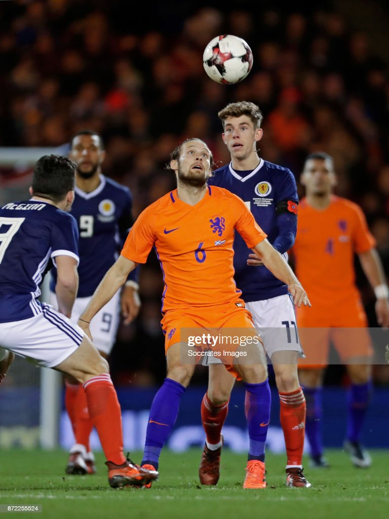 Andy Holland andy robertson of scotland, daley blind of holland, ryan