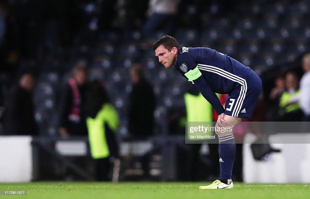 Scotland v Russia - UEFA Euro 2020 Qualifier : News Photo